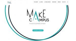 Make Campus Website
