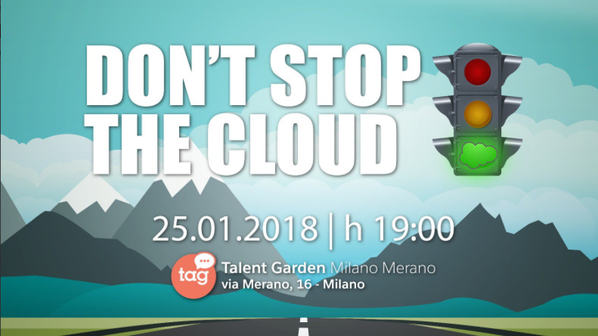 NexusAT parteciperà all'evento «Don't stop the Cloud» di Salesforce