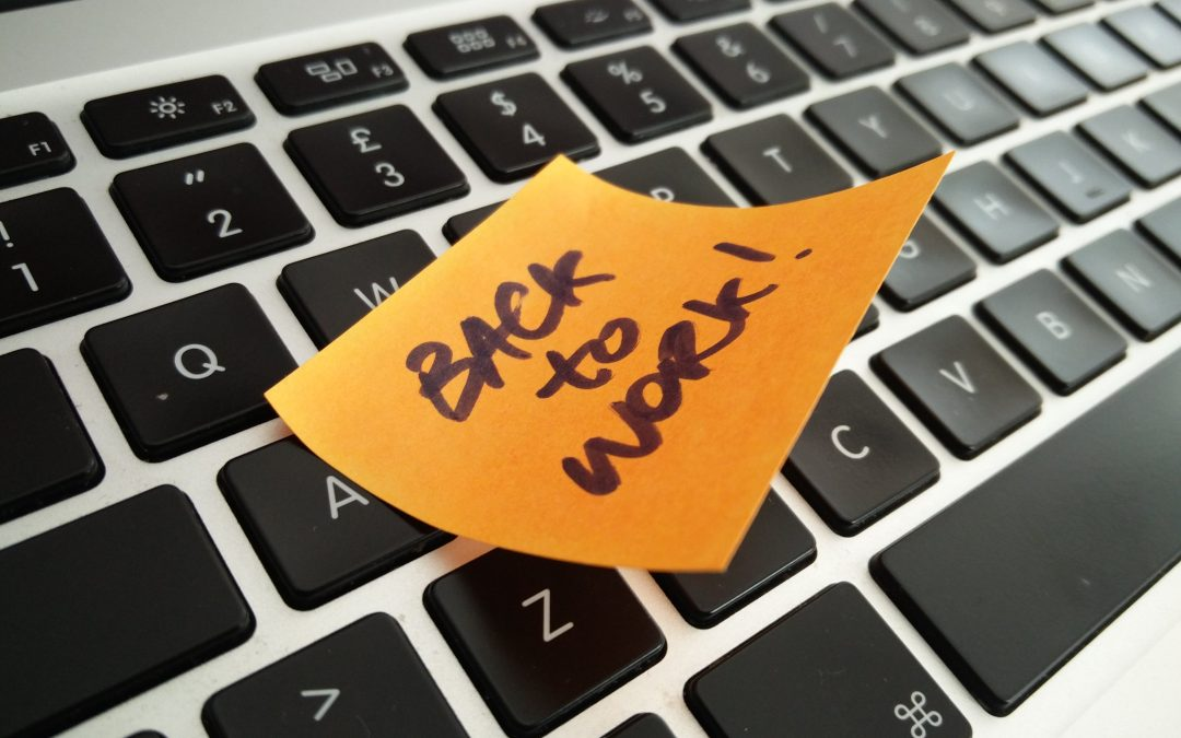 Back to Work: 3 app per sopravvivere al rientro in ufficio