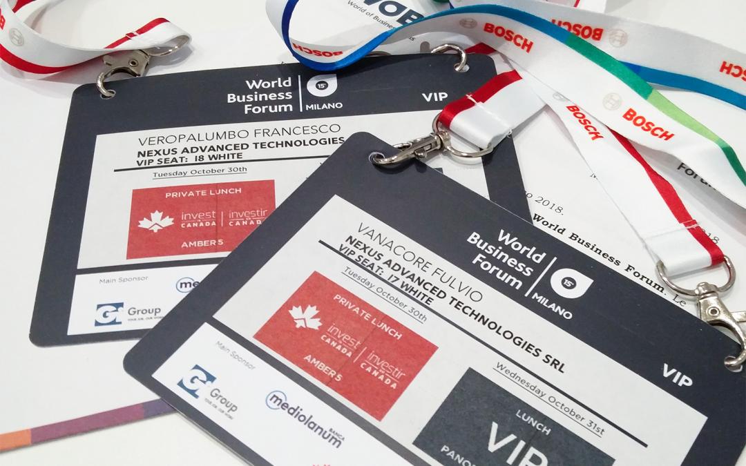 WOBI Milano 2018: benvenuti nell'era Esponenziale