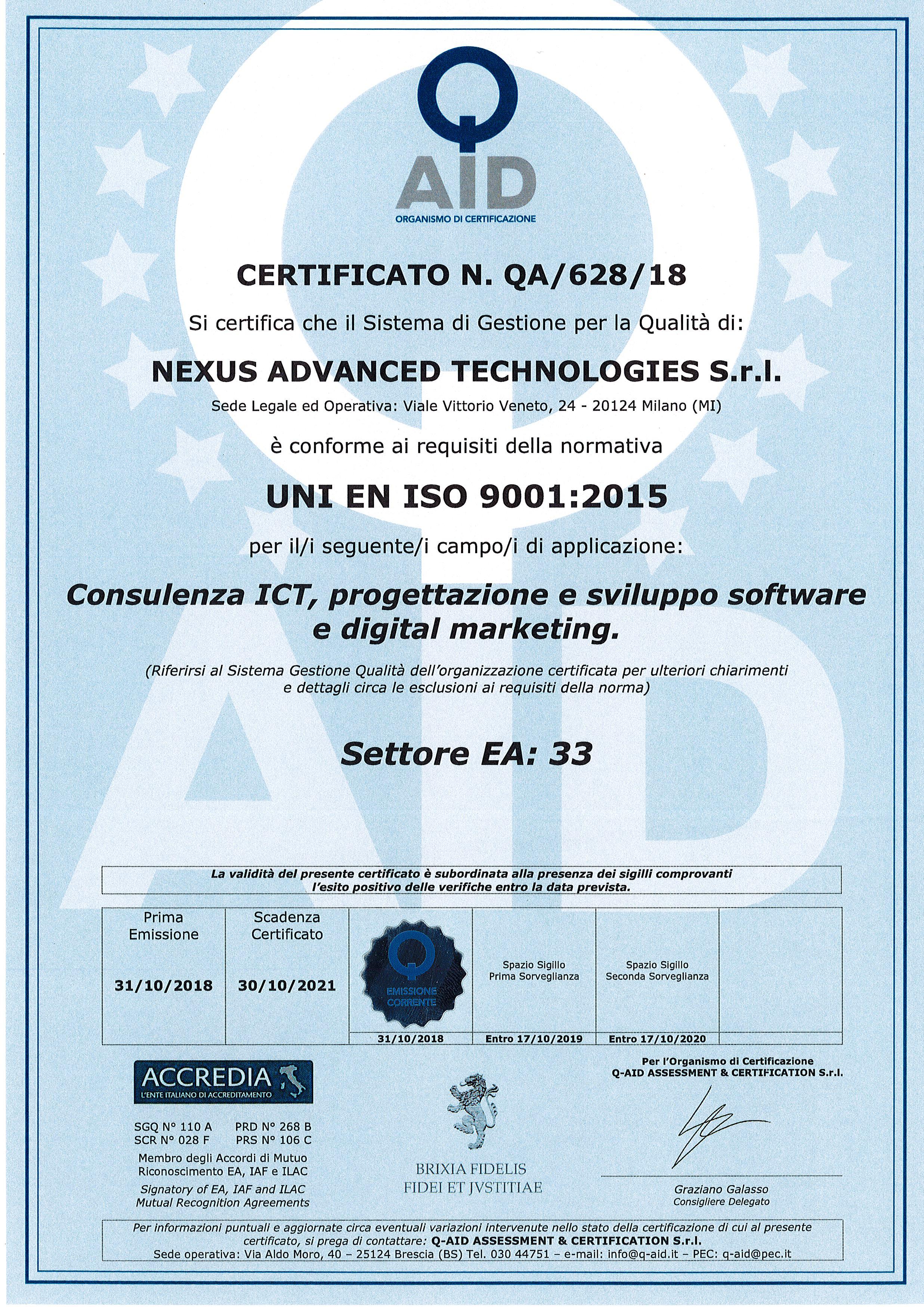 2018-10-31 - Certificato QA 628 18 (1)