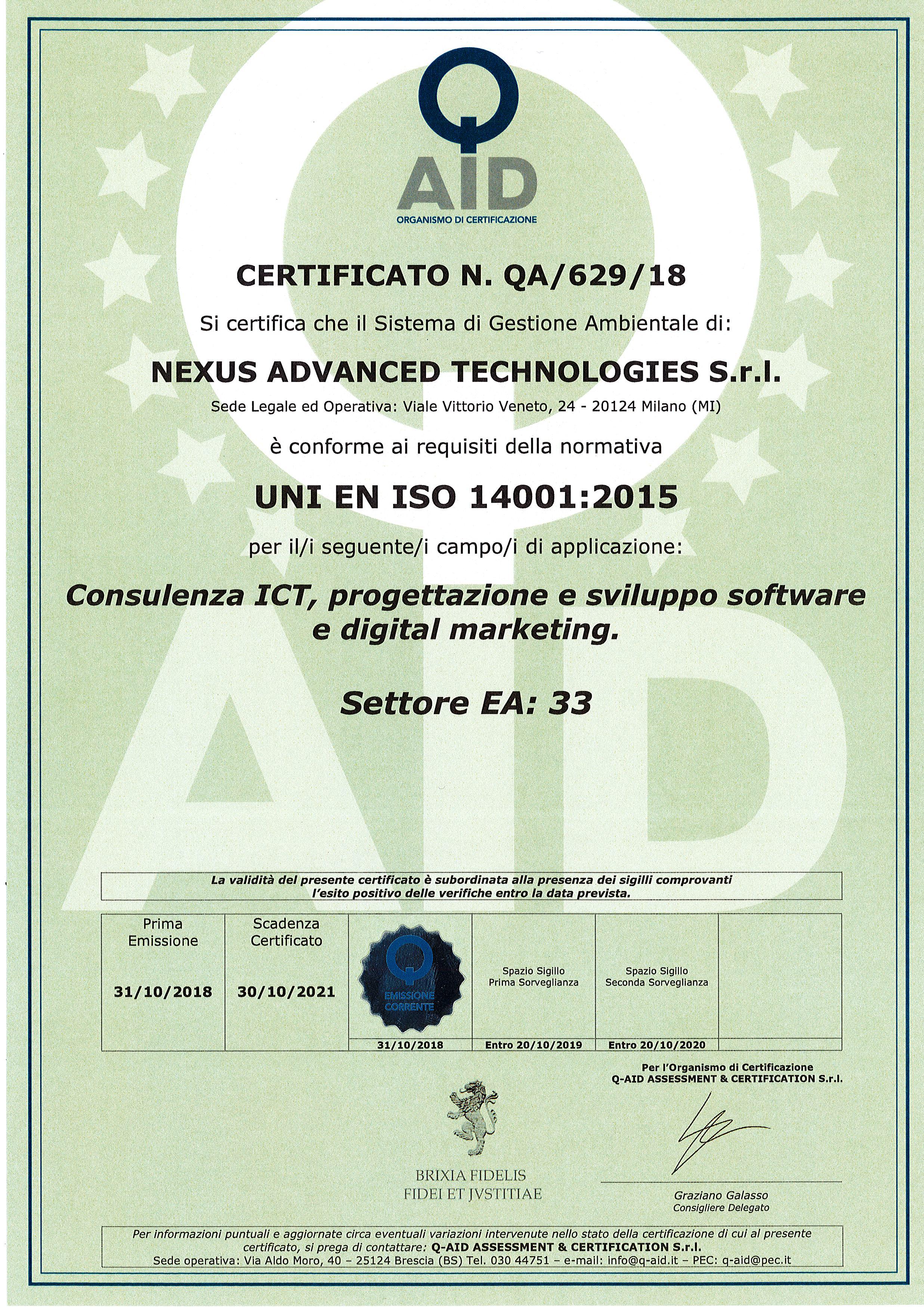 2018-10-31 - Certificato QA 629 18 (1)