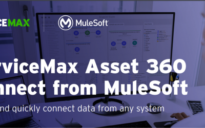 Service Max Asset 360 e Mulesoft